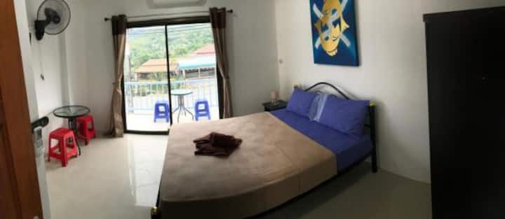 Private Studio mountain view for 2 adults