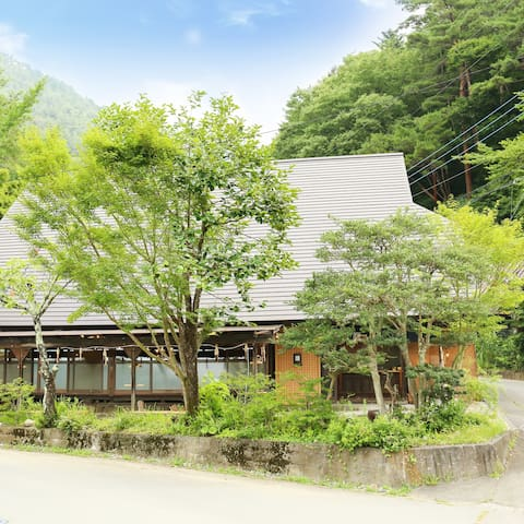 Japanese-style guest house near Mt.Fuji