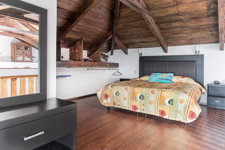 • Cozy Apartment at the heart of San Cristobal •