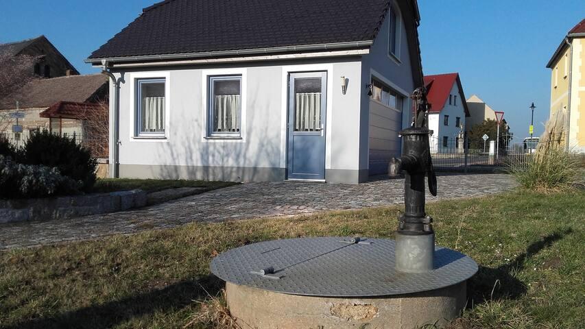 Ferienhaus in der sorbischen Oberlausitz