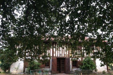 Ferme landaise typique - Lue - Rumah