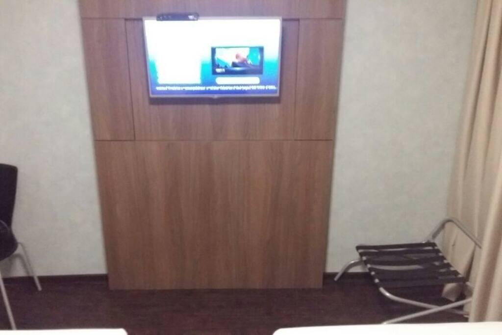 TV de LCD 32 polegadas tela plana