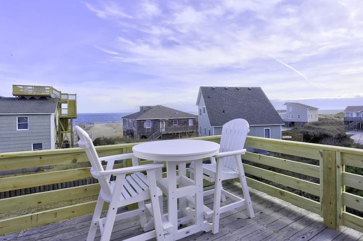 7107 Intangible Bay * 1 Min Walk to the Beach * Dog Friendly
