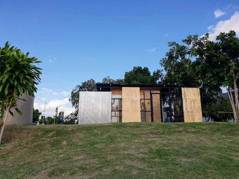 AW farmhouse -บ้านไร่อมรวัชรี - homestays