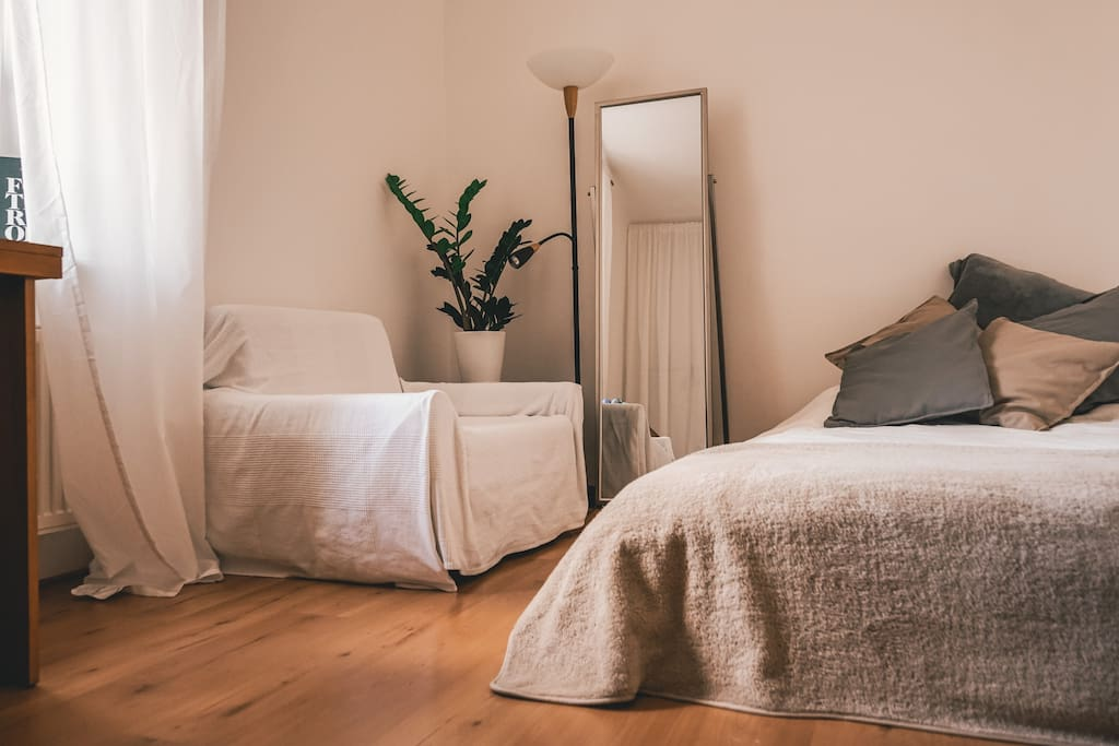 Guest Room - Rest Easy