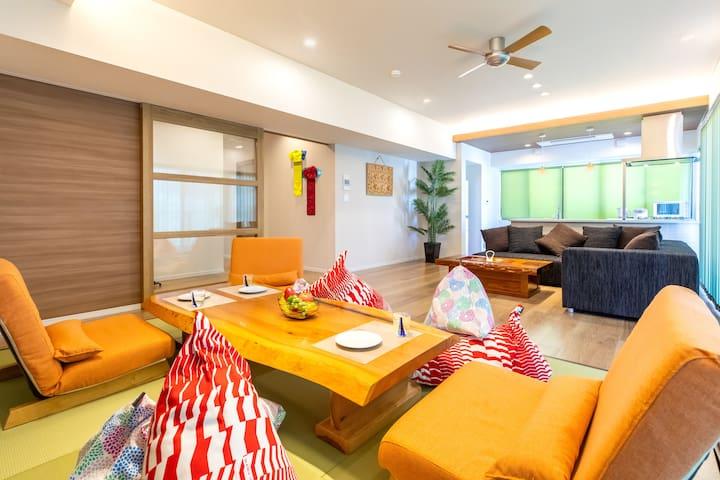 Design & Cozy Rizo Zaizen Hotel Japanese Modern 2F