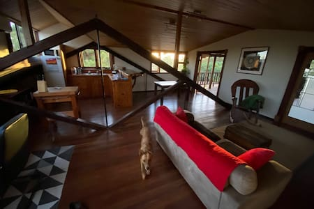 Greenough Nature Stay: The Loft