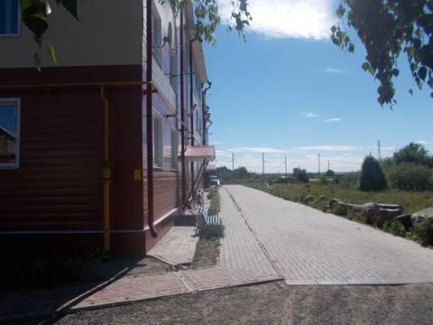 Apartments on Gledensky