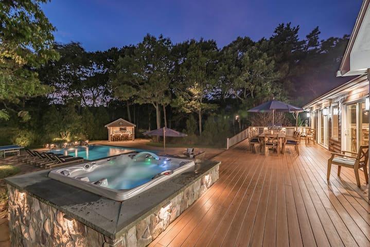 Luxury Hamptons Family  Getaway