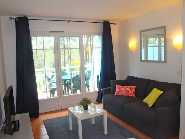 """Appartement dans Village """"Pierre et Vacances"""" - Lacanau - Departamento"""
