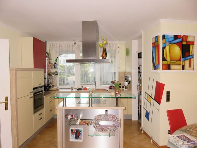Luxus Apartment in bester Lage. Luxury Apartment.