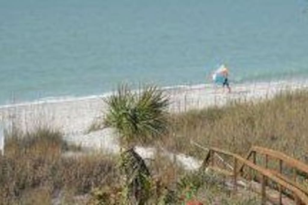 Englewood beach-private