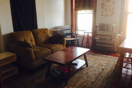 Large Cozy Room in Prospect Heights
