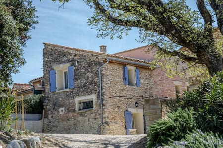Maison provençale gite neuf - Bédoin - Haus
