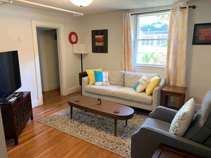 Linden Hills Lake Apartment