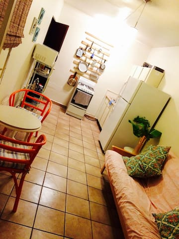 Sergio & Diego's 1 Bedroom Apartment - Sant Joan - Pis