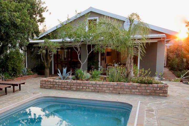 Klein Windhoek Garden Cottage