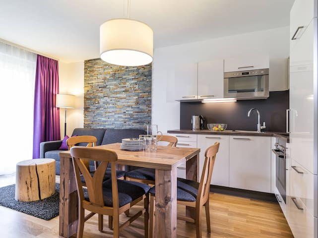 61 m² holiday apartment in Bad Hofgastein for 6 persons - Bad Hofgastein - Lakás