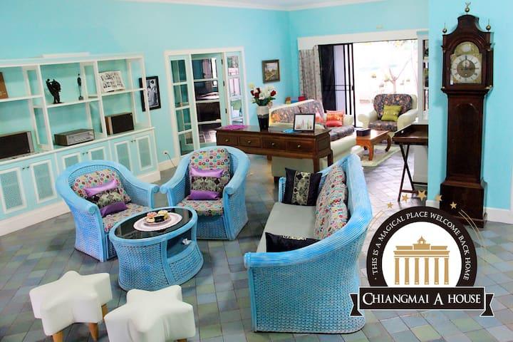 Chiangmai A house1 - 清迈 - Villa
