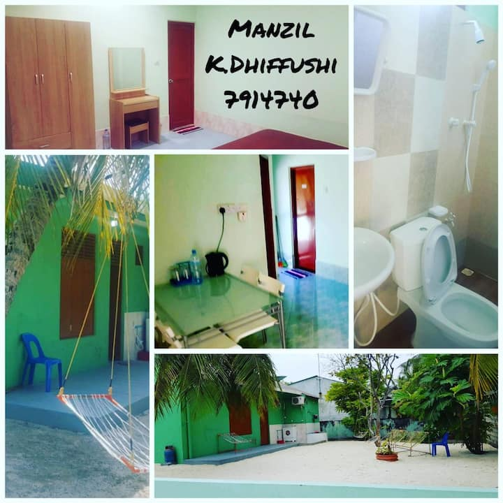Local home stay - Manzil