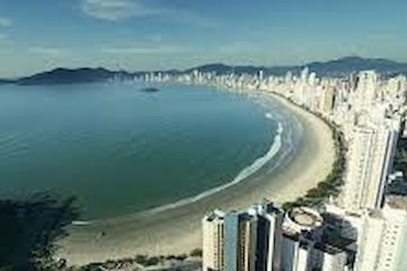 Aconchego no coração da cidade - Balneário Camboriú
