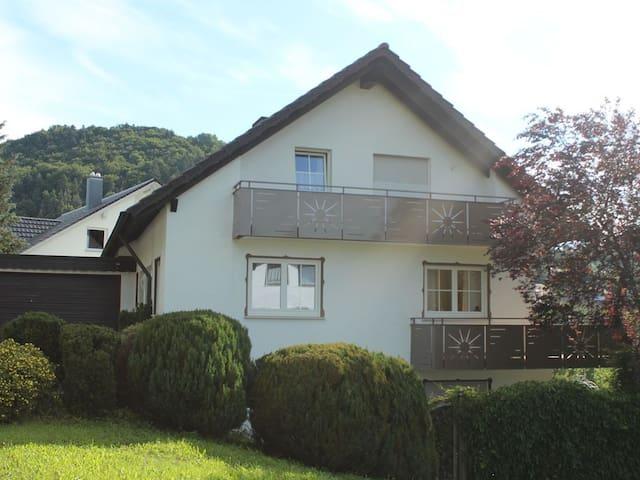 Ferienwohnung Waltraud, (Meßstetten-Tieringen), Ferienwohnung 40qm, 1 Schlafraum, max.2 Personen
