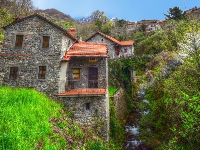 Il Calzolaio @ Casa Ruscello - Castello - Casa