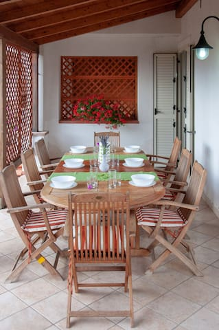 Villa Chiara, appartamento Primula