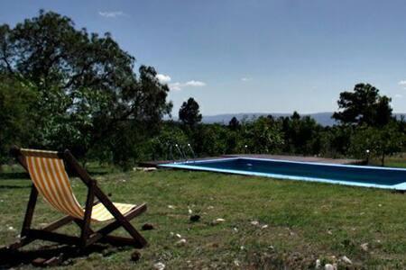 Cabaña en Yacanto, Calamuchita, Cba - Yacanto de Calamuchita - Cabanya