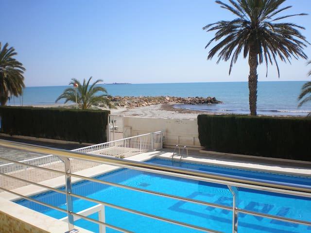 Estudio1raLineadeMar.SantaPola.Alicante - Santa Pola - Apartament