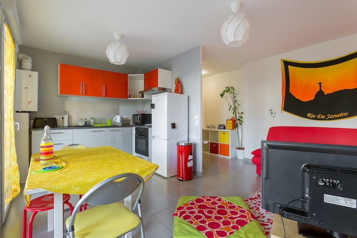 Apartment for 4 persons // 9th District