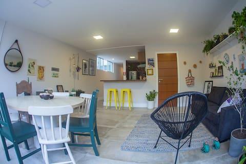 02 - Room with private bathroom -  Rio Vermelho