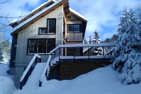 Contemporary cottage in Val-David - Val-David