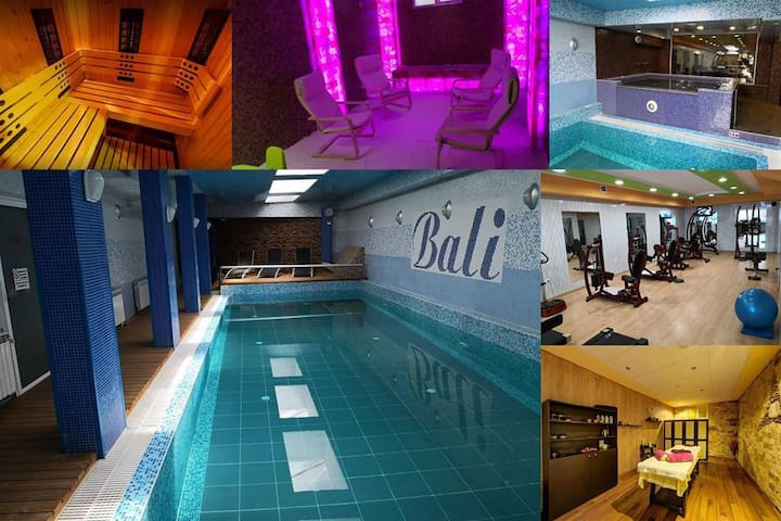 BALI SPA & WELNESS BLAGOEVGRAD - ROOMS WHIT POOL