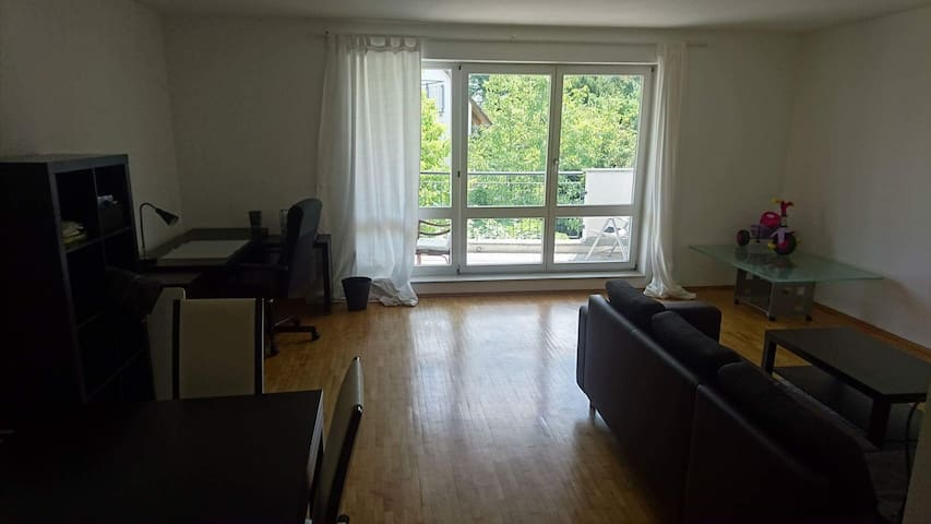 Legere Wohnung im Herzen von Oestrich-Winkel