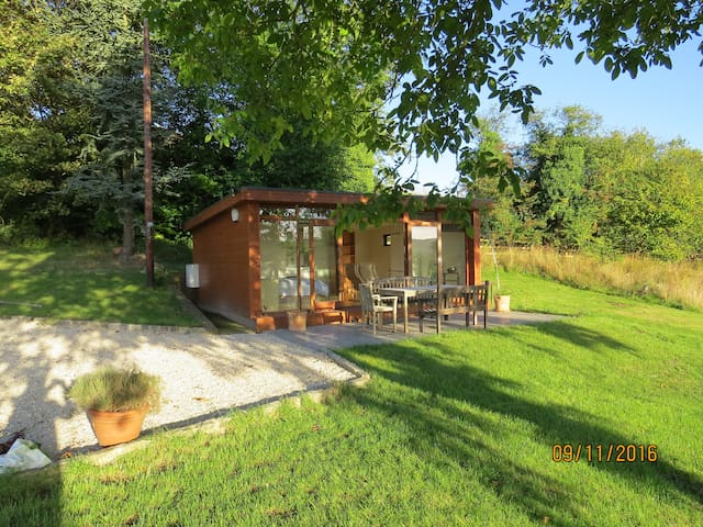 Self-contained chalet with south-facing views - Buckinghamshire - Chalupa