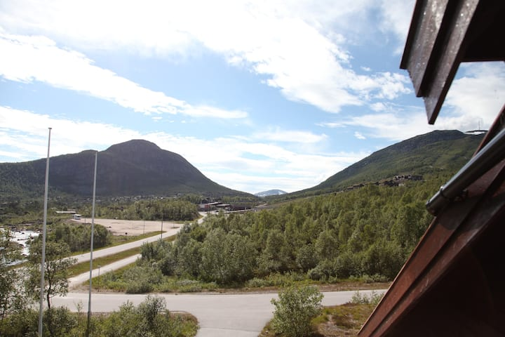 Nystøylvegen 1, Mountain View apartment 14B