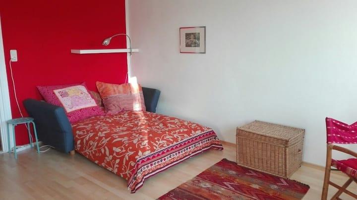 Schönes Zimmer in  München zentral