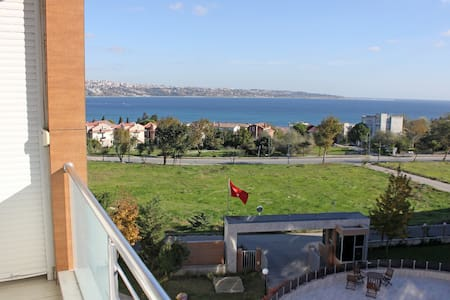 Apt close to Tuyap Conv. Center - Büyükçekmece - Byt