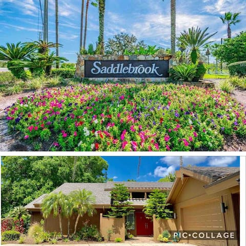 Saddlebrook Resort, there's nothing like it!