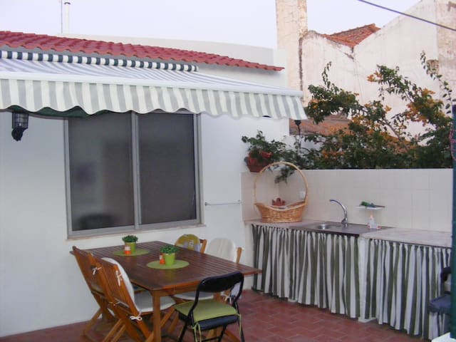 Apartment Villa Center - Vila Real de Santo António - Byt