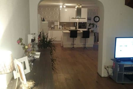 Ruim appartement in het centrum - Hillegom