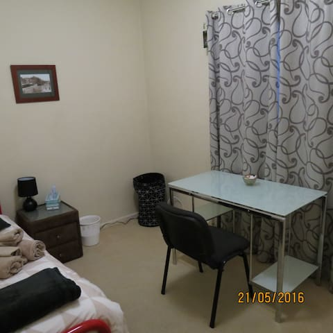 Bedroom different orrientation