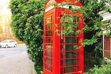 花园小区~这是大门口(。ì _ í。)泰晤士处处是唯美的风景,随手一拍你就是大片摄影师