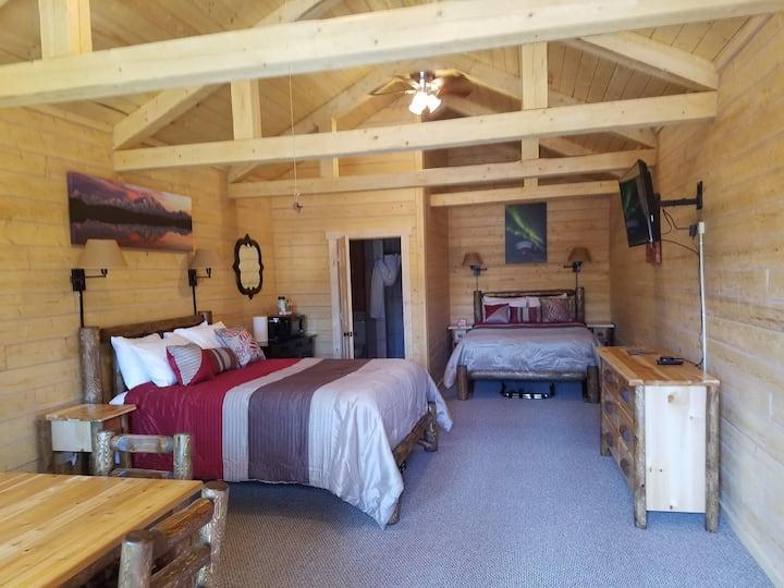 Cozy Caribou Cabin