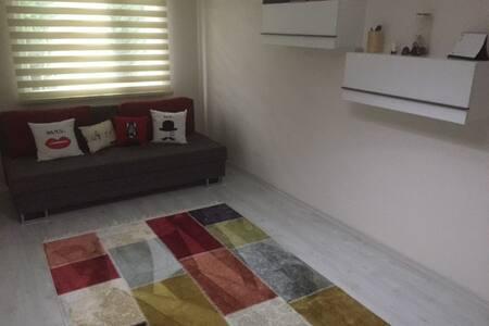 Nice Apartment Room / Shared Bath and Kitchen - Esenyurt - Apartamento