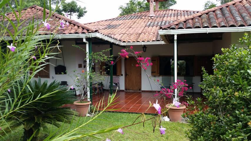EL SILENCIO - my farm in tropical Colombia