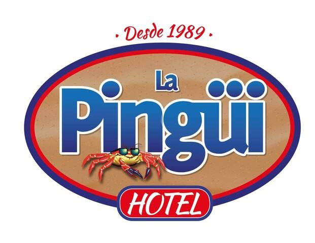 """Hotel La Pingui """" Tu Casa En La Playa"""""""