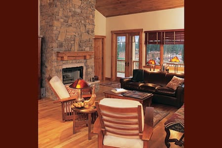 Sugar Pine Cabin at Grizzly Ranch - Portola