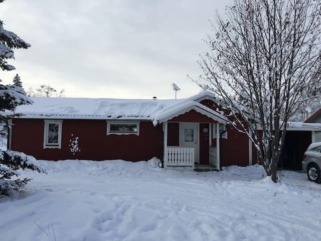 Sportstuga i Särna